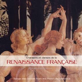 Chansons et danses de la Renaissance française.