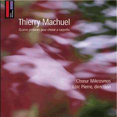 Thierry MACHUEL : Sur la terre simple.