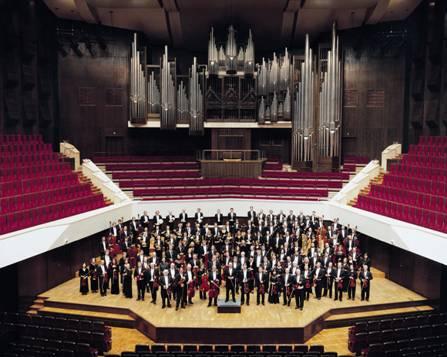 Le Gewandhaus Orchester de Leipzig à Pleyel.