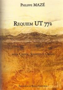 REQUIEM UT 772 pour chœur, solistes et orgue