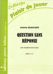 Question sans réponse