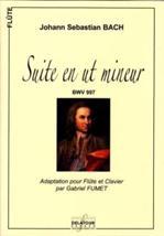 BACH : Suite en ut mineur BWV997.