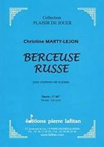 Christine MARTY-LEJON : Berceuse russe