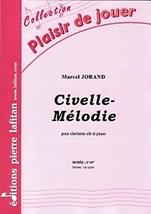 Marcel JORAND : Civelle-Mélodie
