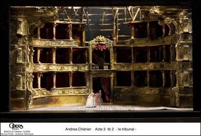 Un chef-d'œuvre du vérisme à l'Opéra Bastille : Andrea Chénier