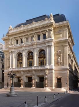 LE TRICENTENAIRE  DE L'OPERA COMIQUE  Patrimoine et archives d'une institution