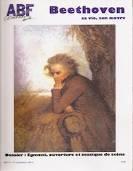 Association Beethoven  France et Francophonie :  Beethoven, sa vie, son œuvre. Dossier : Egmont, ouverture et musique de scène, Ablis,