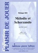 Philippe RIO : Mélodie et Scherzando