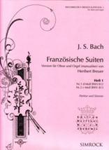 J.S. BACH : Französische Suiten
