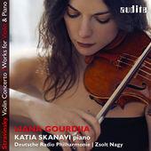 STRAVINSKY : Concerto pour violon