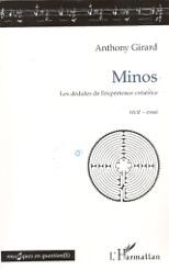 Anthony GIRARD : Minos.