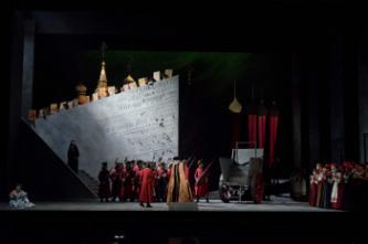 Reprise de La Khovantchina à l'Opéra Bastille