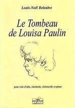Le Tombeau de Louisa Paulin