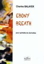 Ebony breath pour quintette de clarinettes