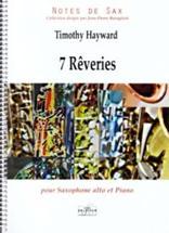 Rêveries pour saxophone alto et piano
