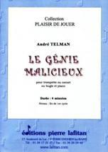 Le Génie malicieux pour trompette ou cornet ou bugle et piano