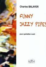Funny jazzy pipes pour quintette à vent