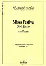 Missa Festiva « Orbis Factor »