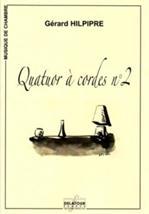 Quatuor à cordes n° 2.