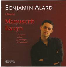 Manuscrit Bauyn