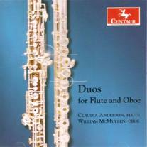 Duos for flute and oboe