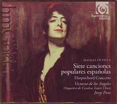 Siete canciones populares españolas (1914)