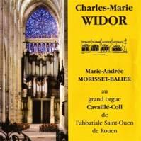 Charles-Marie WIDOR (1844-1937)
