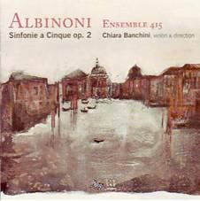 Sinfonie a Cinque, op. 2.