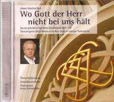 Johann Sebastian BACH : Wo Gott der Herr nicht bei uns häl