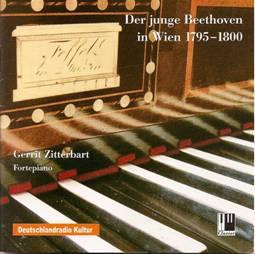 Der junge Ludwig van Beethoven in Wien 1795-1800.