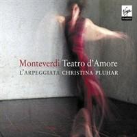 Claudio MONTEVERDI : Teatro d'Amore.