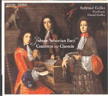 Jean Sébastien BACH : Concertos pour clavecin BWW 1052, 1058, 1055, 1056