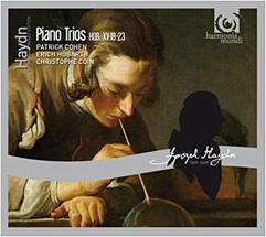 Joseph HAYDN : Trios pour piano et cordes, Hob. X : 18-23.