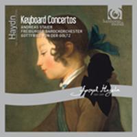 Joseph HAYDN : Concertos pour pianoforte