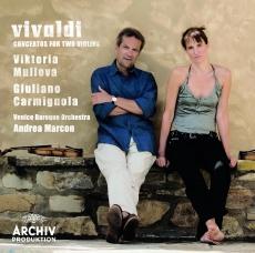 Antonio VIVALDI : Concertos pour deux violons.