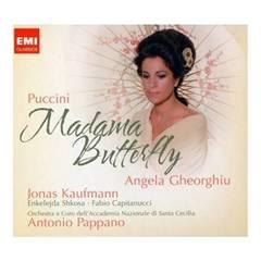 Giacomo PUCCINI : Madama Butterfly