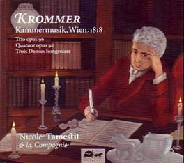 « Musique de chambre, Vienne, 1818… »