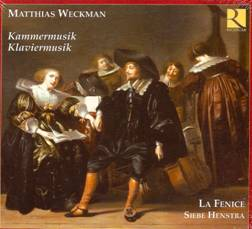Matthias WECKMANN : Kammermusik. Klaviermusik