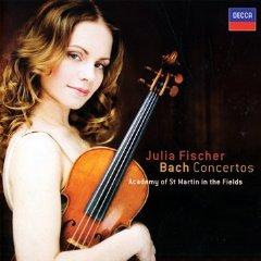 Jean-Sébastien BACH : Concertos pour violon BWV 1041 et 1042.