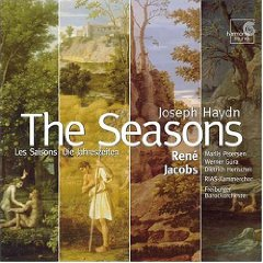 Joseph HAYDN : Les Saisons.