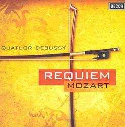 Wolfgang Amadeus MOZART : Requiem K.626.
