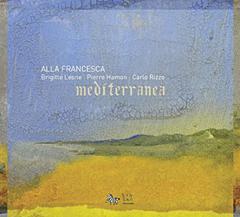 Mediterranea… « Alla francesca » en trio