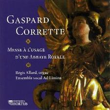Gaspard CORRETTE (1671-1733)