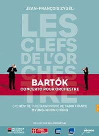 Béla BARTÓK : Concerto pour orchestre.  « Les clefs de l'orchestre ».