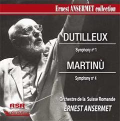 Henri DUTILLEUX : Symphonie n°1