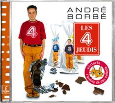 André BORBÉ : Les 4 Jeudis.