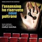 L'ASSASSINO HA RISERVATO NOVE POLTRONE