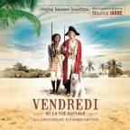 VENDREDI OU LA VIE SAUVAGE (35È ANNIVERSAIRE). Réalisateur : Gérard Vergez. Musique : Maurice Jarre. 1CD MBR-082