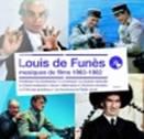 LOUIS DE FUNES Musiques de film 1963-1982