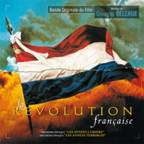 REVOLUTION FRANCAISE. Réalisateurs : Robert Enrico – Richard Heffron. Compositeur : Georges Delerue. 2CD Music Box Records : MBR -05.